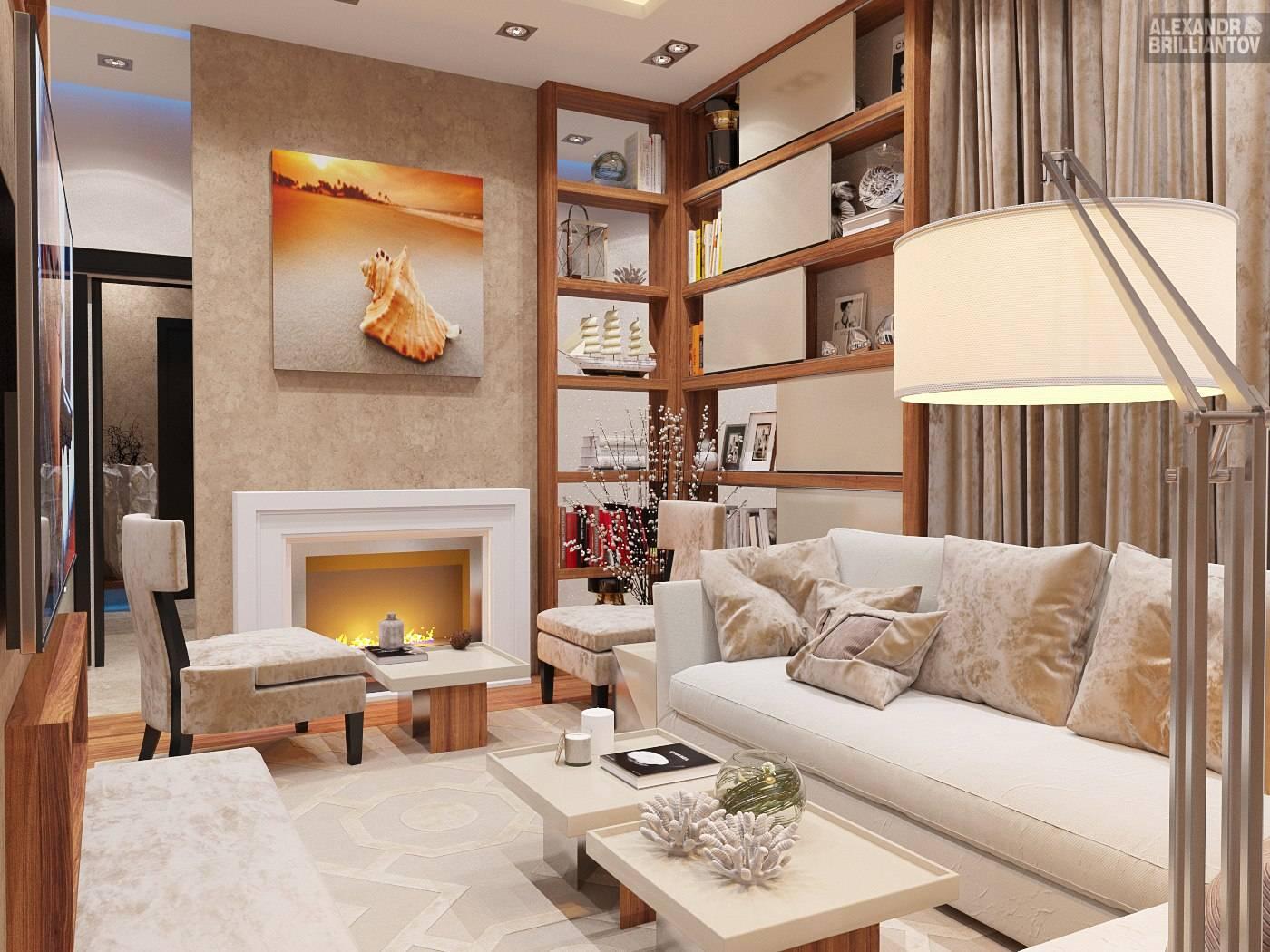 Гостиная фото дизайна интерьера