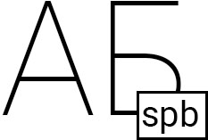 AБ спб Дизайн интерьера Logo