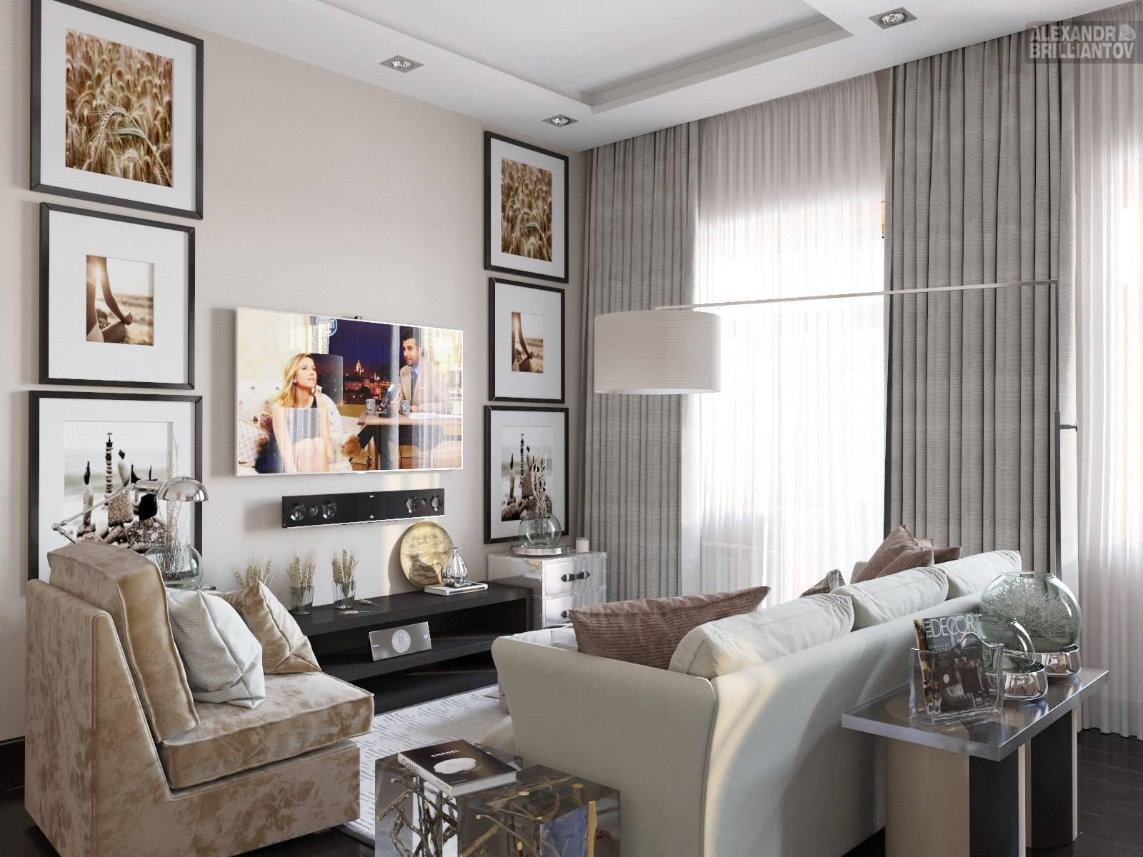 Спальня современная классика спальня